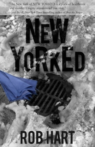 NEW YORKED cover